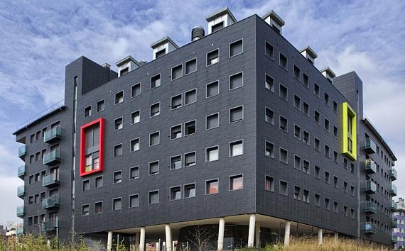 Edificio Naranco Sur
